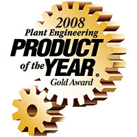 2008 Plant Engineering Product of the Year: Gold Award